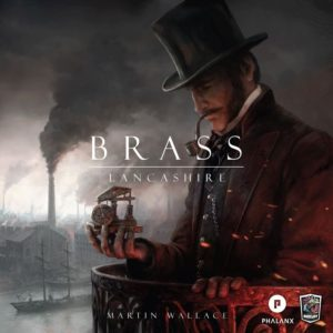 Buy Brass: Lancashire only at Bored Game Company.