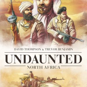 Buy Undaunted: North Africa only at Bored Game Company.