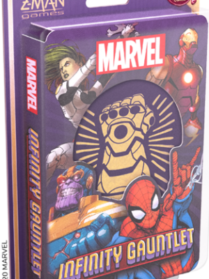 Buy Infinity Gauntlet: A Love Letter Game only at Bored Game Company.