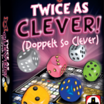 Buy Twice as Clever! only at Bored Game Company.