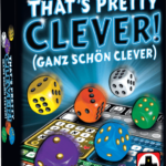 Buy That's Pretty Clever! only at Bored Game Company.