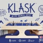Buy KLASK only at Bored Game Company.