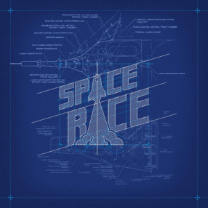 Buy Space Race only at Bored Game Company.