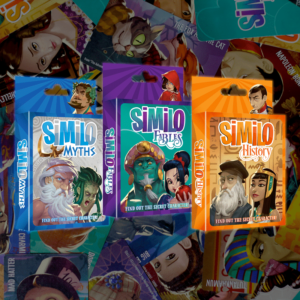 Buy Similo only at Bored Game Company.