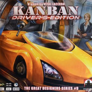 Buy Kanban: Driver's Edition only at Bored Game Company.