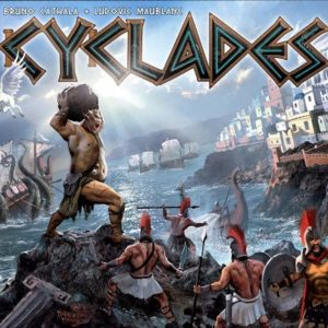 Buy Cyclades only at Bored Game Company.