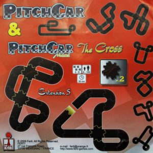 Buy PitchCar Extension 5: The Cross only at Bored Game Company.