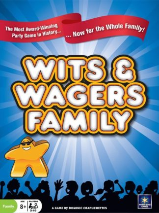 Buy Wits & Wagers Family only at Bored Game Company.