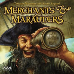 Buy Merchants & Marauders only at Bored Game Company.