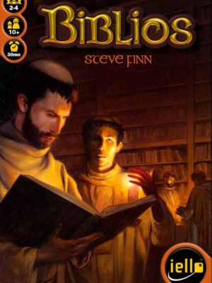 Buy Biblios only at Bored Game Company.