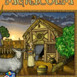 Buy Agricola only at Bored Game Company.
