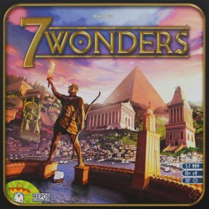 Buy 7 Wonders only at Bored Game Company.