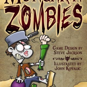 Buy Munchkin Zombies only at Bored Game Company.