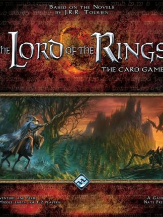 Buy The Lord of the Rings: The Card Game only at Bored Game Company.
