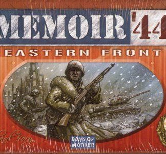 Buy Memoir '44: Eastern Front only at Bored Game Company.