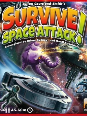 Buy Survive: Space Attack! only at Bored Game Company.