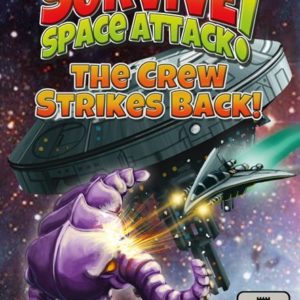 Buy Survive: Space Attack! – The Crew Strikes Back! only at Bored Game Company.