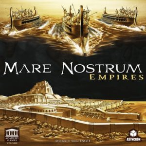 Buy Mare Nostrum: Empires only at Bored Game Company.