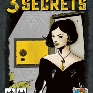 Buy 3 Secrets only at Bored Game Company.