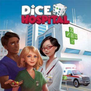 Buy Dice Hospital only at Bored Game Company.