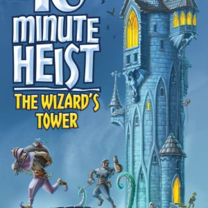 Buy 10 Minute Heist: The Wizard's Tower only at Bored Game Company.