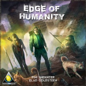 Buy Edge of Humanity only at Bored Game Company.