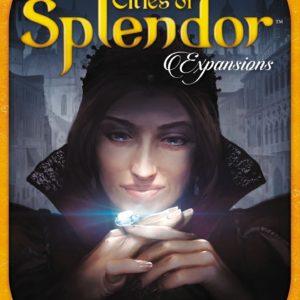 Buy Splendor: Cities of Splendor only at Bored Game Company.