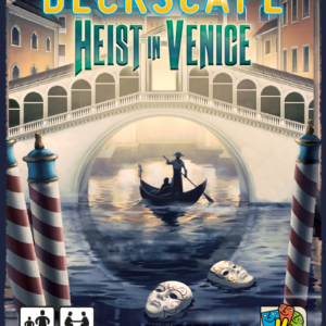 Buy Deckscape: Heist in Venice only at Bored Game Company.