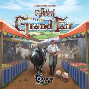 Buy Fields of Green: Grand Fair only at Bored Game Company.