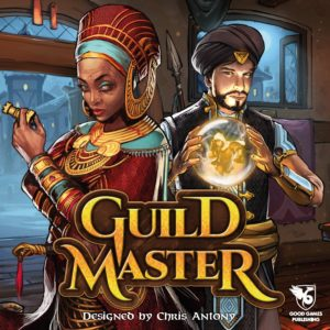 Buy Guild Master only at Bored Game Company.