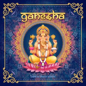 Buy Ganesha only at Bored Game Company.