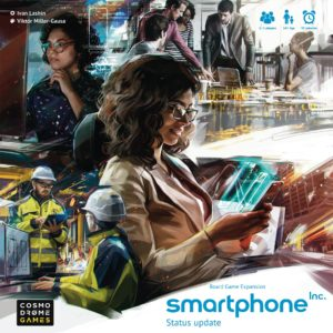 Buy Smartphone Inc.: Status Update 1.1 only at Bored Game Company.