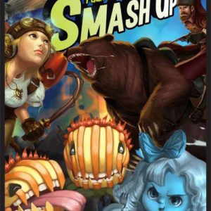 Buy Smash Up: Awesome Level 9000 only at Bored Game Company.