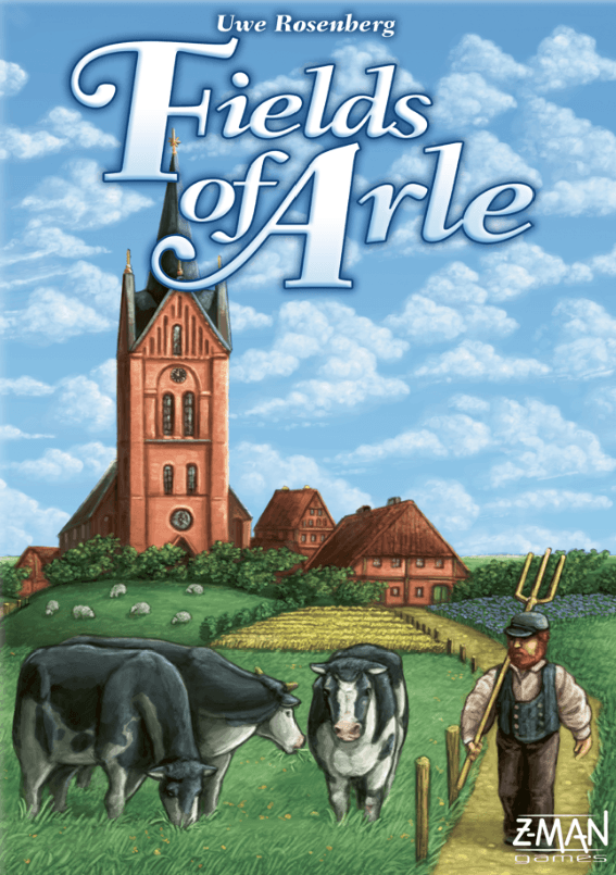 Buy Fields of Arle only at Bored Game Company.