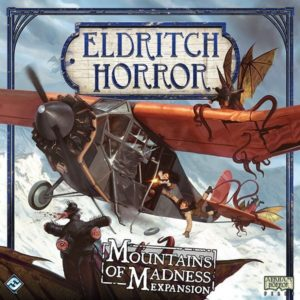Buy Eldritch Horror: Mountains of Madness only at Bored Game Company.