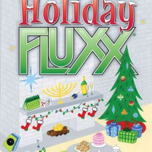 Buy Holiday Fluxx only at Bored Game Company.