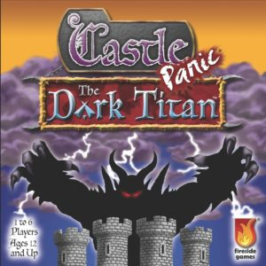 Buy Castle Panic: The Dark Titan only at Bored Game Company.