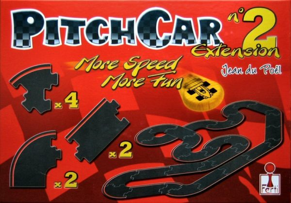 Buy PitchCar Extension 2: More Speed More Fun only at Bored Game Company.