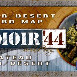 Buy Memoir '44: Winter/Desert Board Map only at Bored Game Company.