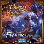 Buy Five Tribes: The Thieves of Naqala only at Bored Game Company.