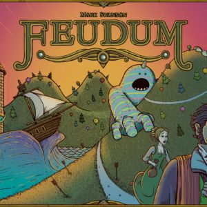 Buy Feudum only at Bored Game Company.