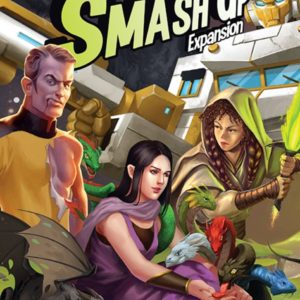 Buy Smash Up: Cease and Desist only at Bored Game Company.