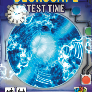 Buy Deckscape: Test Time only at Bored Game Company.