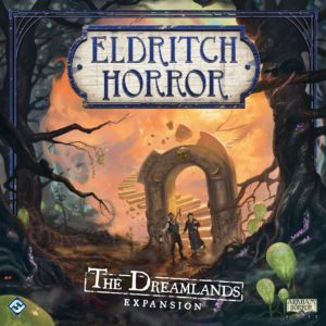 Buy Eldritch Horror: The Dreamlands only at Bored Game Company.