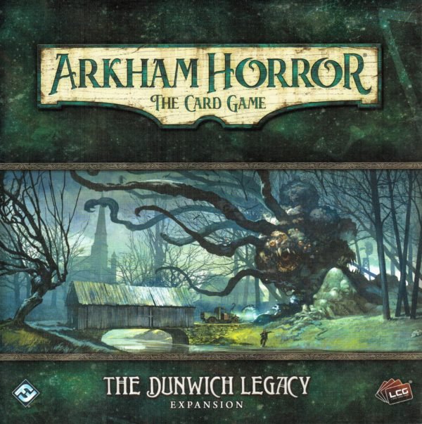 Buy Arkham Horror: The Card Game – The Dunwich Legacy: Expansion only at Bored Game Company.
