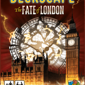 Buy Deckscape: The Fate of London only at Bored Game Company.