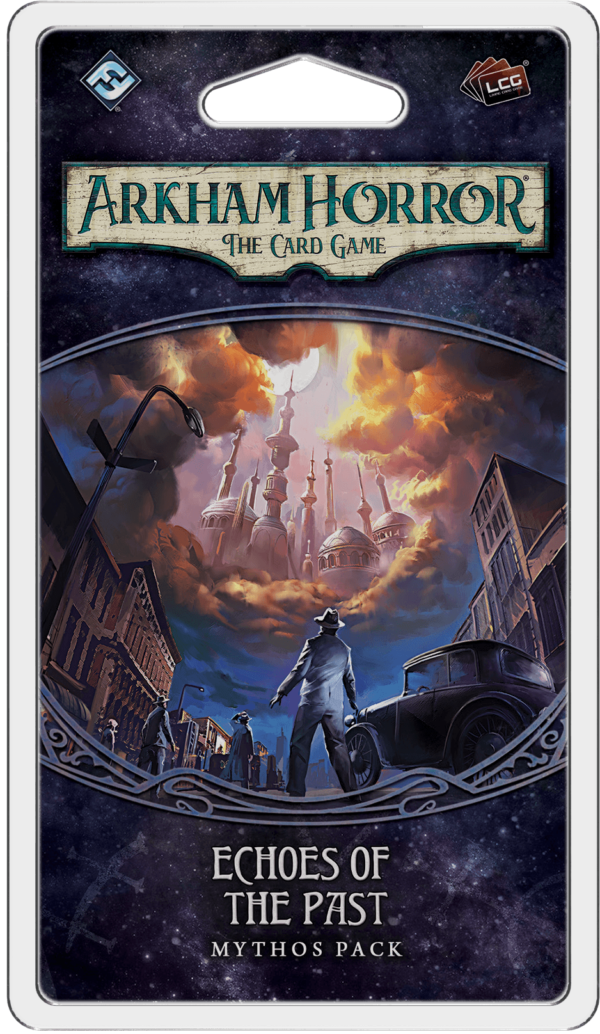 Buy Arkham Horror: The Card Game – Echoes of the Past: Mythos Pack only at Bored Game Company.