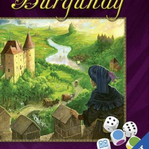 Buy The Castles of Burgundy: The Dice Game only at Bored Game Company.