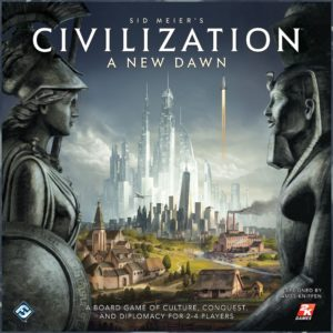 Buy Civilization: A New Dawn only at Bored Game Company.