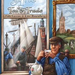 Buy Fields of Arle: Tea & Trade only at Bored Game Company.
